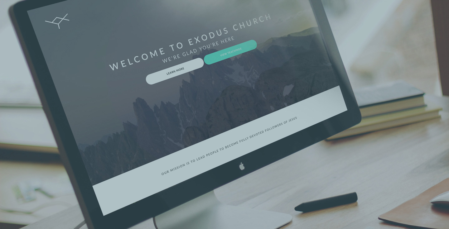 cp-header-exodus-web-theme. Church Website. Church Website features. Custom Church Website. Custom Church Websites.