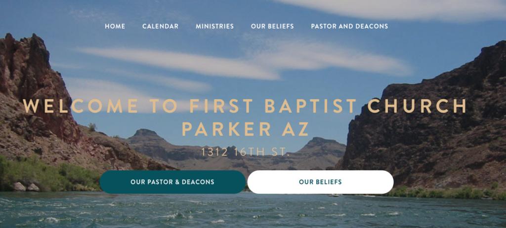 ChurchPress Launches in Parker, AZ