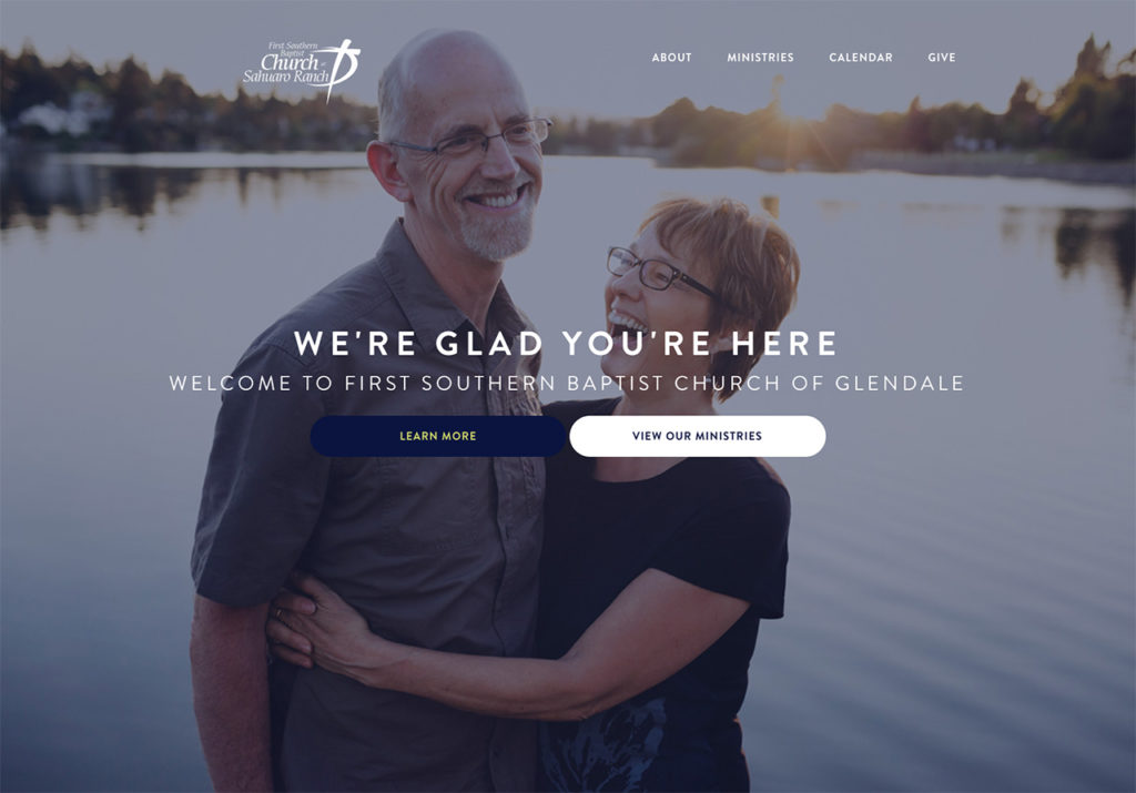 ChurchPress Launches FSBC Church Website in Glendale, AZ