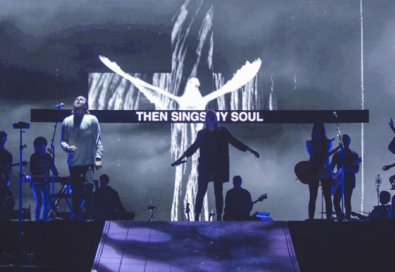 Music Series Story behind the Song: Hillsong's Behold (Then Sings My Soul)